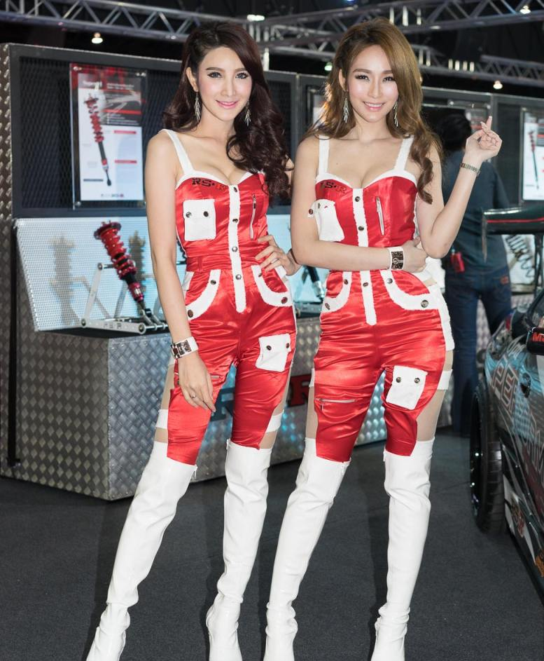 Pretty-Thai-Girls-Bangkok-Car-Show-Auto-Thailand-2015-4