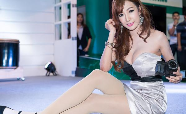 Beautiful-Thai-Asian-Girls-Models-Bangkok-Photo-Fair-2015-5